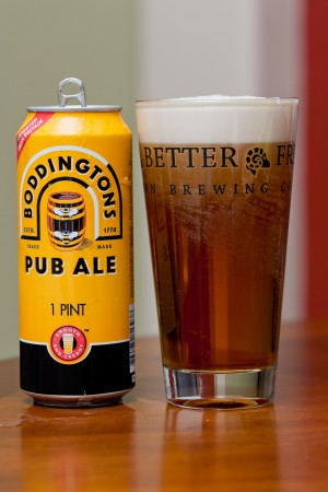 Boddingtons English Pub Ale
