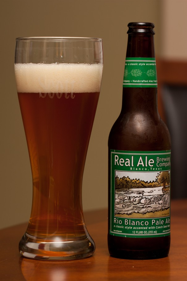 real ale rio blanco pale ale beers and ears