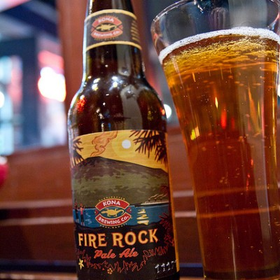 Kona Brewing Co Fire Rock Pale Ale