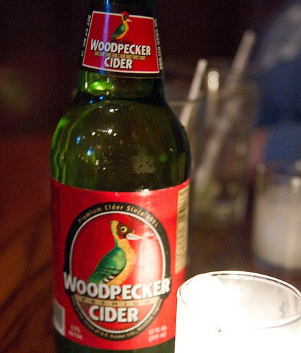 Woodpecker Premium English Cider