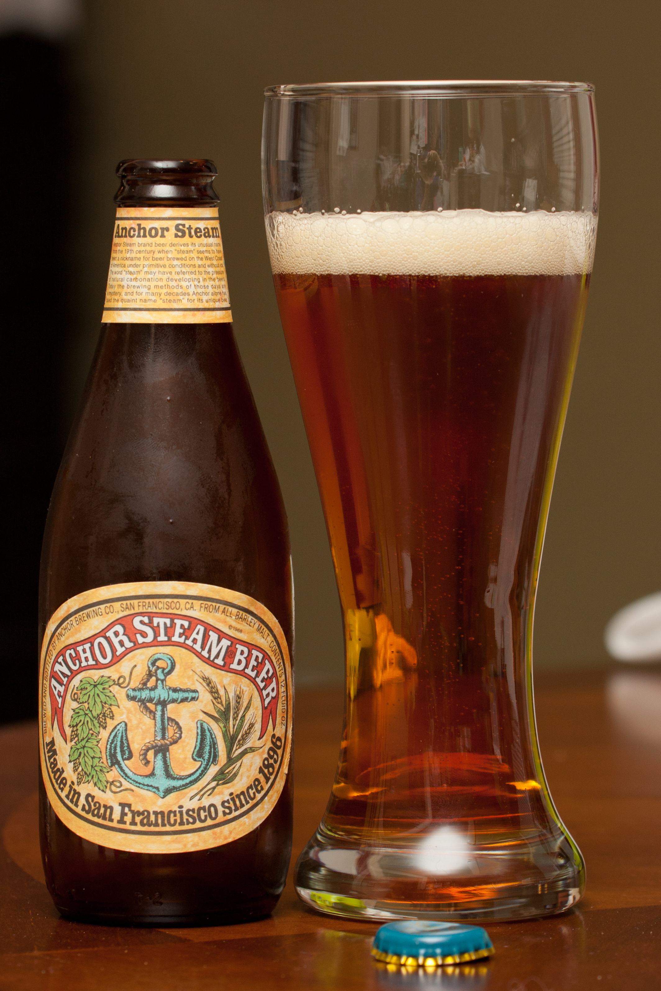 Anchor Brewing Company (Sapporo), San Francisco ...