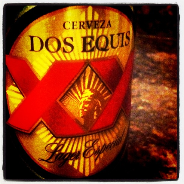 dos equis what does it mean