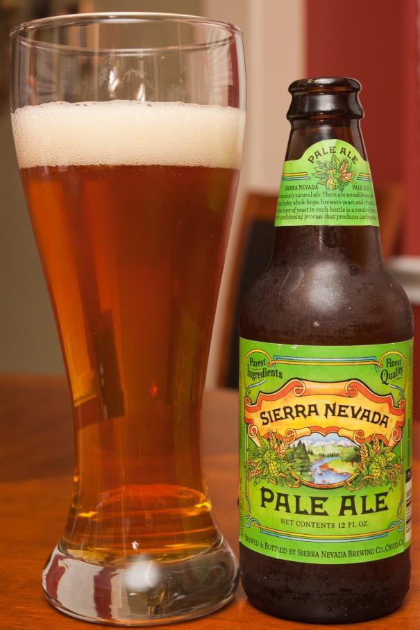 Sierra Nevada Pale Ale Beers And Ears