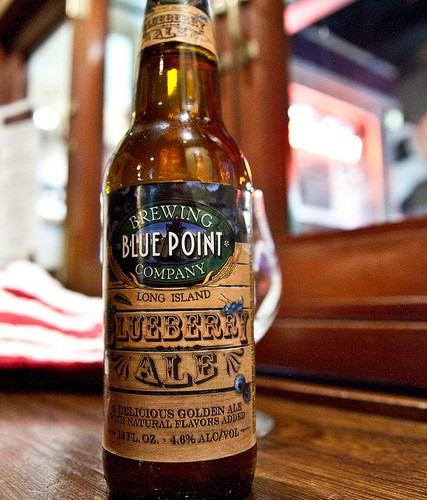 Blue Point Blueberry Ale