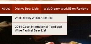 beer-list-menu