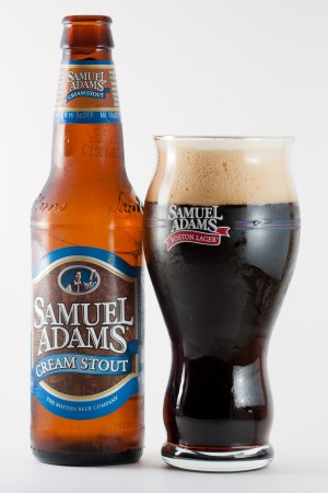 Samuel Adams Cream Stout, expected at the Pineapple Promenade
