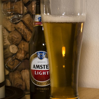 The Lightest Dam beer?