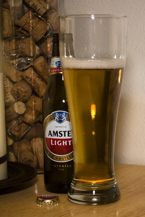 Amstel Light Beers And Ears