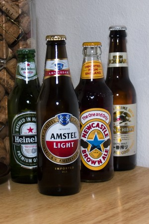 Amstel Light - First in the lineup