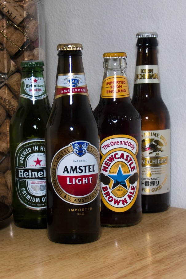 Amstel Light   First In The Lineup