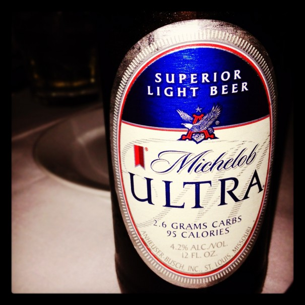 Exceptional Michelob Ultra Is One Of The Newer Light Lagers In The United States. It  Was Introduced In 2002 And Emphasizes Its Low Carb, Low Calorie Content As  A ...