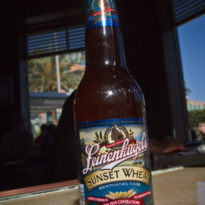 Leinenkugels Sunset Wheat