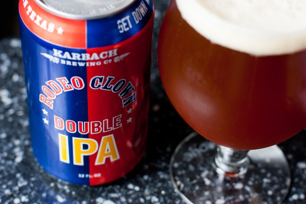 Karbach Brewing Co Rodeo Clown Double Ipa Beers And Ears