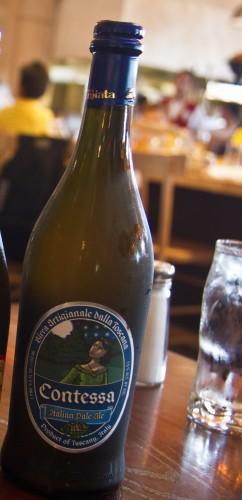 Birra Amiata Contessa Italian Pale Ale