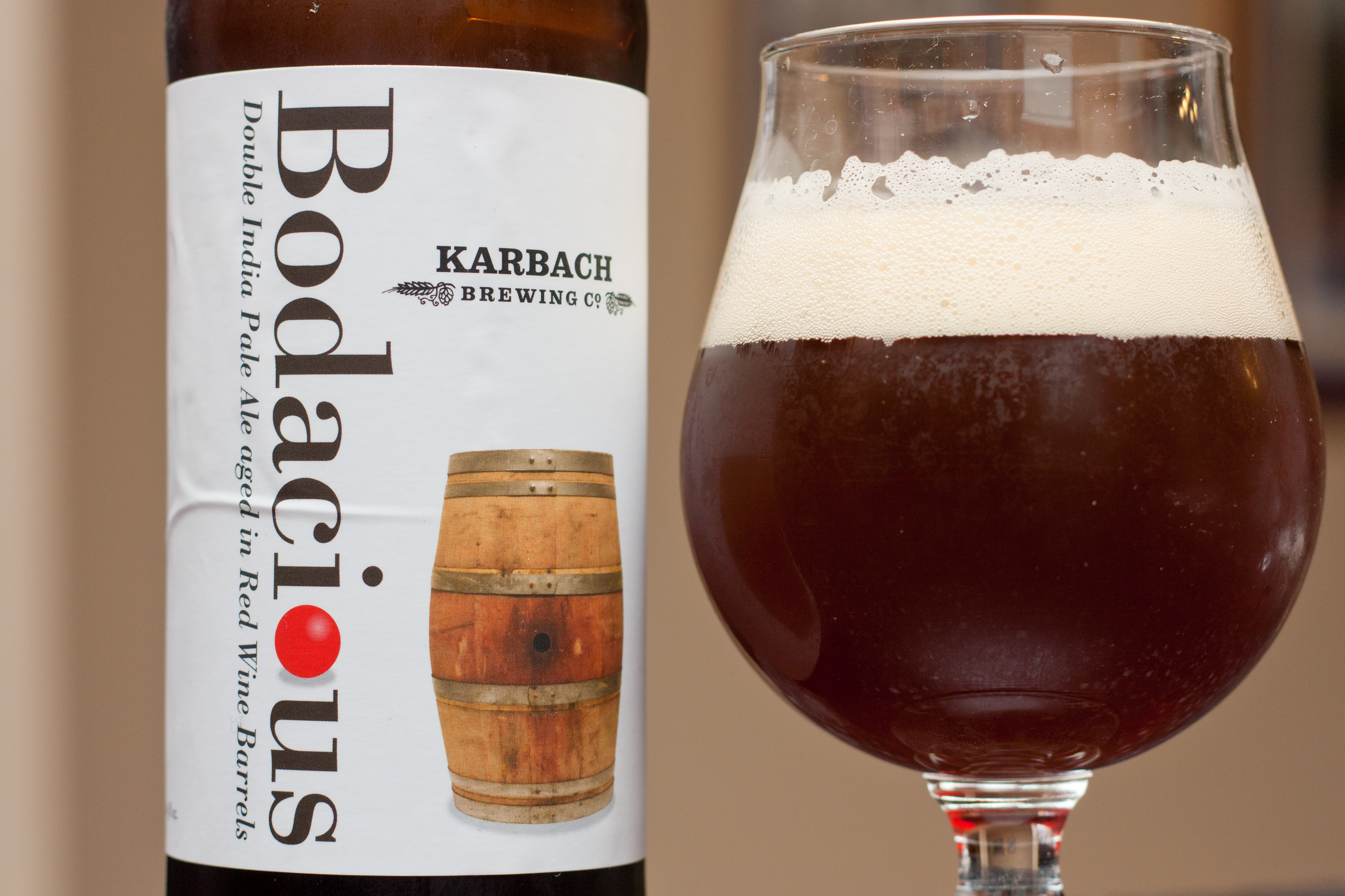 Karbach Brewing Co Bodacious 2012 Beers And Ears