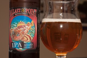 Ballast Point Brewing Co. Sculpin IPA