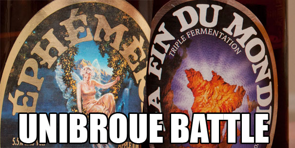 unibroue-battle