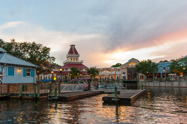 Disney's Port Orleans Resort – Riverside