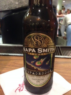 Napa Smith Hopageddon Imperial IPA
