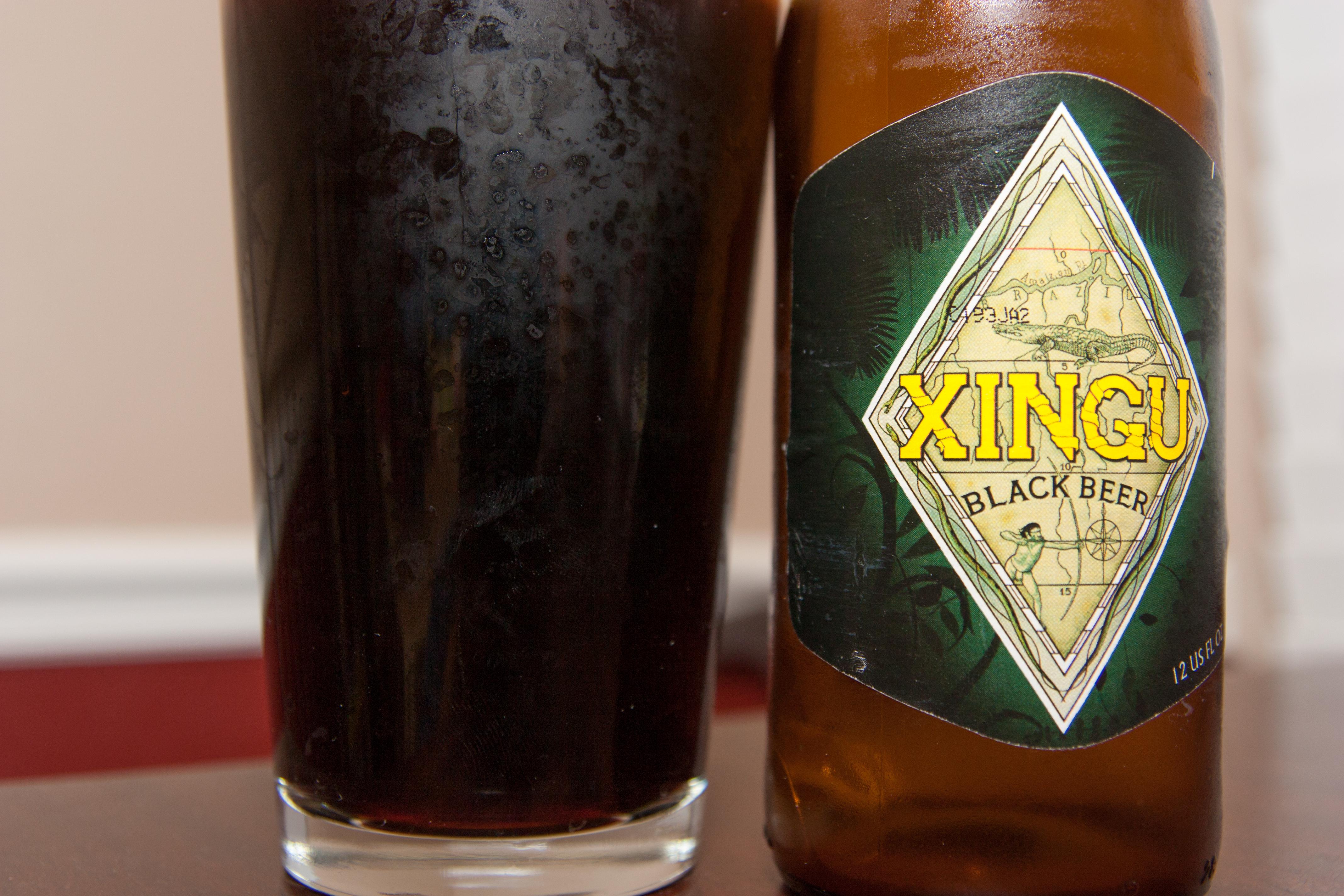 Xingu River Xingu Black Beer - Bee...