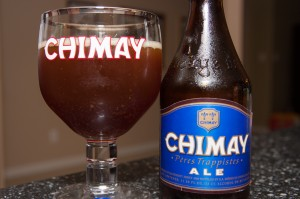 Chimay Blue, Grande Reserve