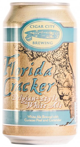 Cigar City Florida Cracker White Ale