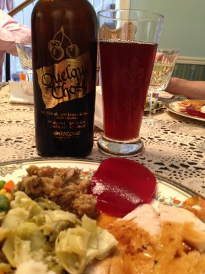 Quelque Chose at Thanksgiving